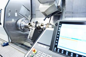 Machine tool service Ayrshire, Central Scotland. CNC and conventional machine tools. ABM.